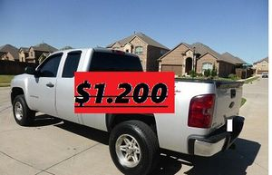 🔑🔑URGENT!🔑🔑 $1200 I Selling 2011 Chevrolet Silverado,Very Clean!Clean Tittle!Runs and Drives great.Nice Family car!one owner!🔑🔑🙏🏼 for Sale in Fairfield, CA