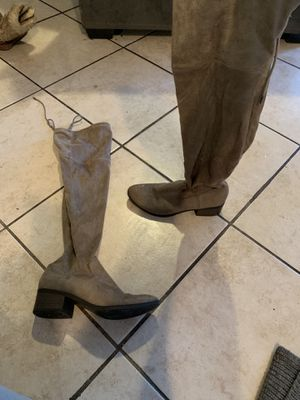 Used women Thigh high boots. Size 8 $25 for Sale in Santa Ana, CA
