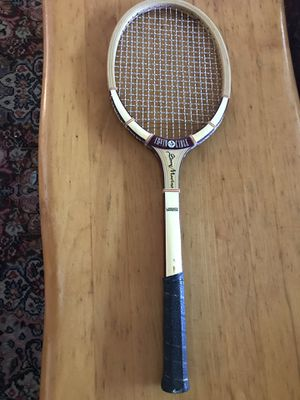 Old Fashioned Invincible San Marino Tennis Racket for Sale in Pasadena, CA