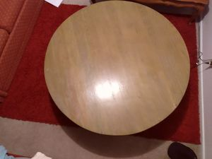 Strong & Modern Round coffee table for Sale in Arvada, CO