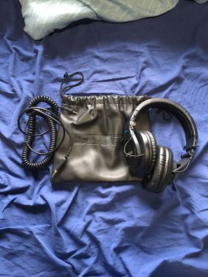 Shure headphones for Sale in Maple Valley, WA