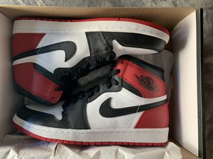 Air Jordan 1 Retros (Black Toes) for Sale in Fullerton, CA