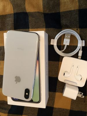 Apple iPhone X unlocked works any carrier I can deliver too for Sale in Hayward, CA