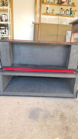 A&S Case Co. Padded road case for bass or guitar head or amp. for Sale in Redmond, OR