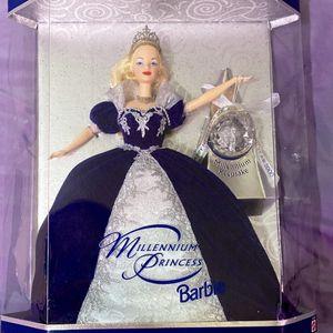 Brand new collectors edition millennium Barbie for Sale in Zephyrhills, FL