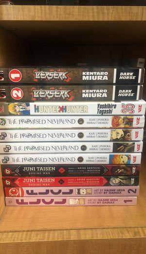 Manga for Sale in San Diego, CA