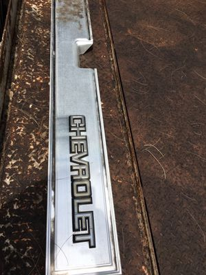 Chevrolet tailgate trim for Sale in Brandon, FL