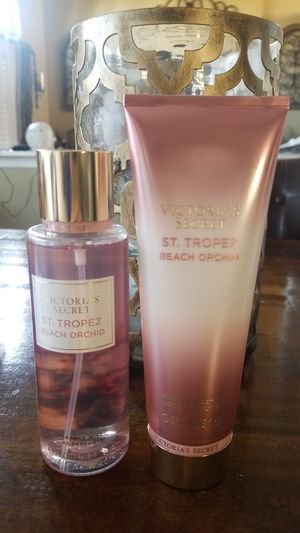 Victorias secret ST TROPEZ BEACH ORCHID for Sale in Fontana, CA