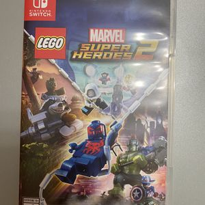 Lego marvel Super Heroes 2 Nintendo Switch for Sale in Miami, FL