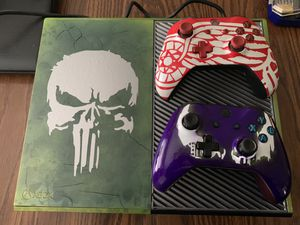 Custom painted Xbox one 500gig for Sale in Southgate, MI