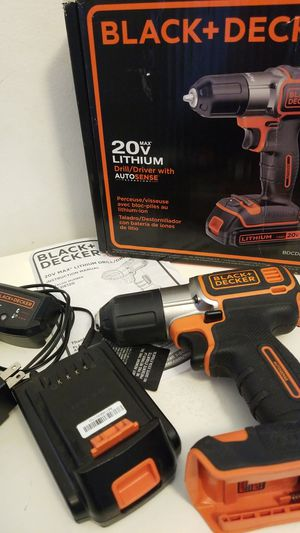 20v Drill Driver for Sale in Garden City, MI