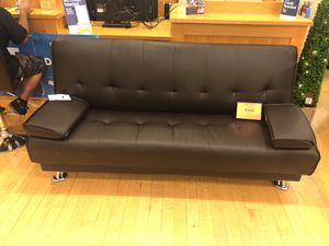 Futon sofa for Sale in Dallas, TX