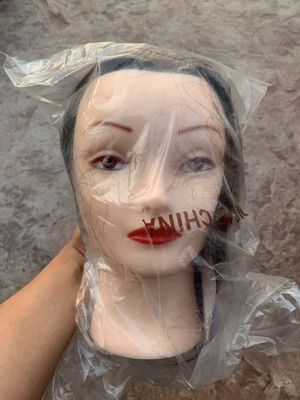 Marianna Industry Hair Mannequin for Sale in Fresno, CA