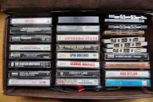 3 Cases of Cassette Tapes for Sale in Oshkosh, WI