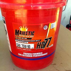 Majestic 75w/90 for Sale in Chino, CA