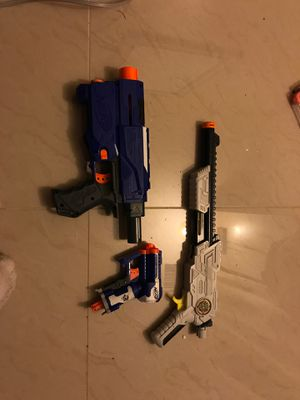 Nerf guns for Sale in Pembroke Pines, FL