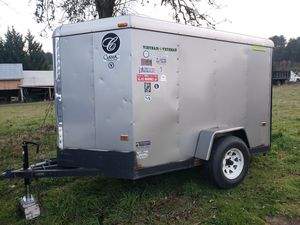 5x10 Enclosed Cargo Trailer for Sale in Hillsboro, OR
