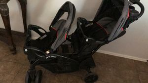 Baby Trend double stroller for Sale in Queen Creek, AZ
