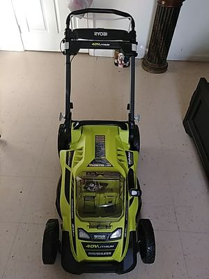 40v lithium brushless lawn mower for Sale in New Orleans, LA