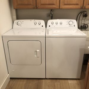Kenmore Washer And Dryer Like New for Sale in Livingston, NJ