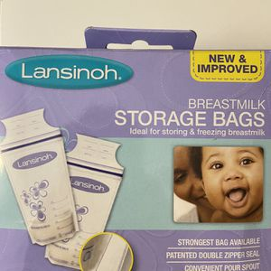 lansinoh breastmilk storage bags 100 count for Sale in Hollywood, FL