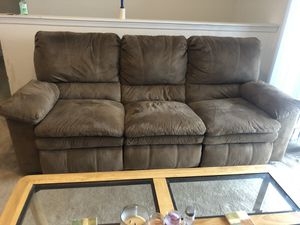 Recliner couch for sale for Sale in Reston, VA