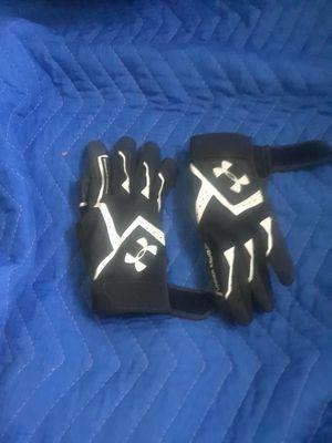 Medium boys baseball batting gloves for Sale in Bogota, NJ