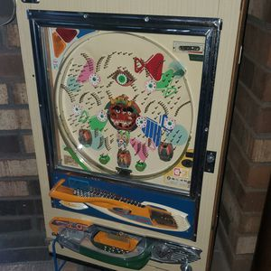 Excellence condition and complete Sanyo Japanese pachinko machine for Sale in Lincolnwood, IL