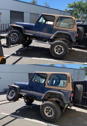 1993 Jeep Wrangler for Sale in Santa Clara, CA
