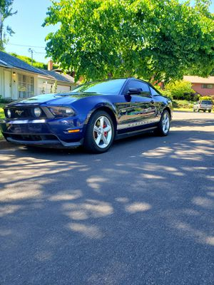 2011 Mustang GT 5.0 Coyote for Sale in Portland, OR