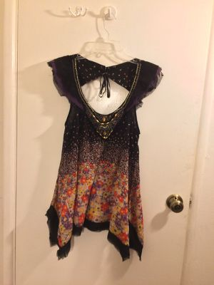 Free People Beaded Floral Mini Dress for Sale in Los Angeles, CA