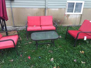 Patio furniture set for Sale in Chicago, IL