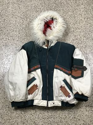 Vintage authentic lambs wool parka for Sale in Las Vegas, NV
