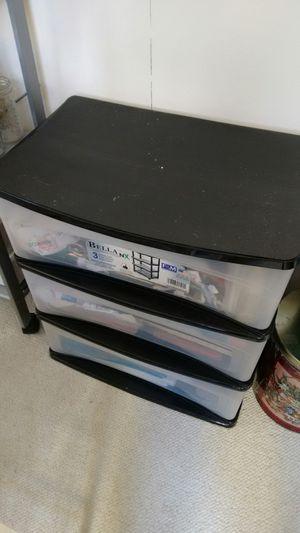 Sterlite drawers for Sale in Arlington, VA