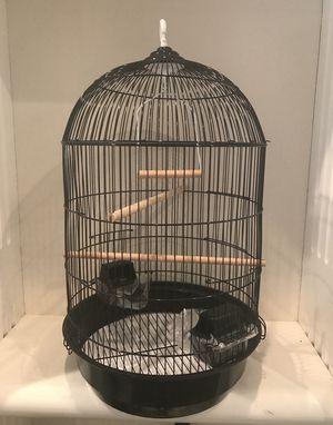 Black Bird Cage - Lg (New!) for Sale in Las Vegas, NV