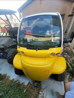 Gem Car 72 Volt Very Fast & Brand New Batteries for Sale in Lake Elsinore, CA