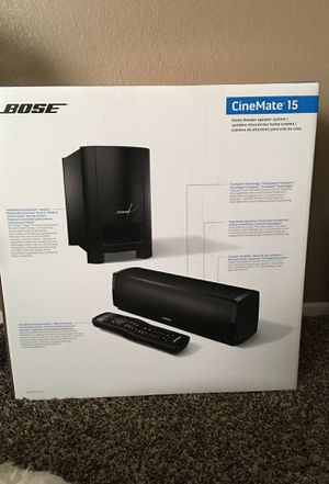 Bose CineMate 15 home theater. Pick up only. for Sale in Henderson, NV