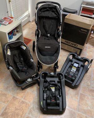 Recaro Denali Luxury Travel System for Sale in Ardmore, PA