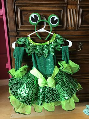 3T Frog costume for Sale in Tampa, FL
