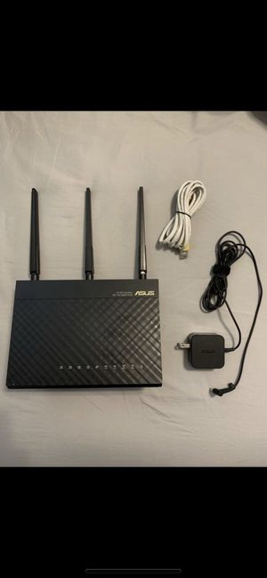ASUS AC68P Gigabit Router for Sale in Los Angeles, CA