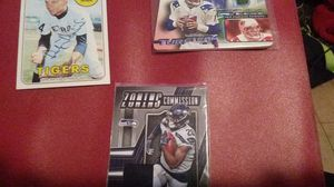 Baseball and football cards for Sale in Winter Haven, FL