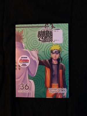 Naruto Shippuden DVD set for Sale in Houston, TX