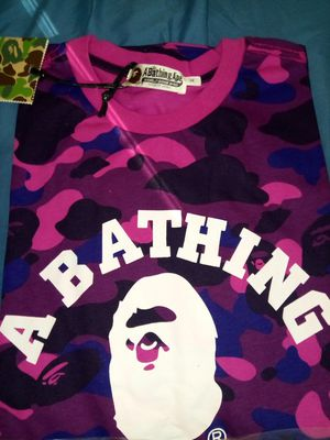 Bape camo shirt for Sale in Los Angeles, CA