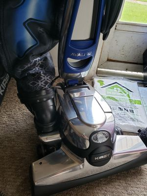 Kirby Avalir 2 vacuum. Newest lightest weight hepa model. Used only twice! for Sale in Columbus, OH