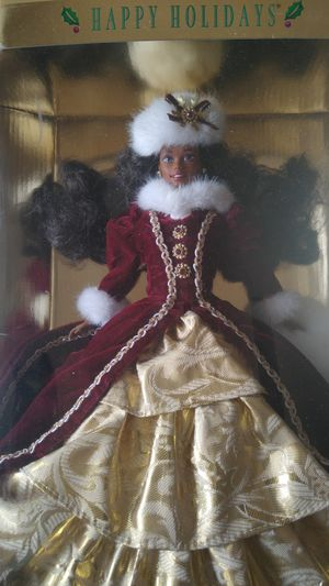 Happy Holidays Barbie doll for Sale in Albuquerque, NM