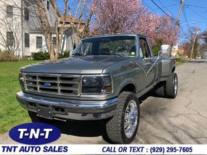 1996 FORD F450 for Sale in The Bronx, NY