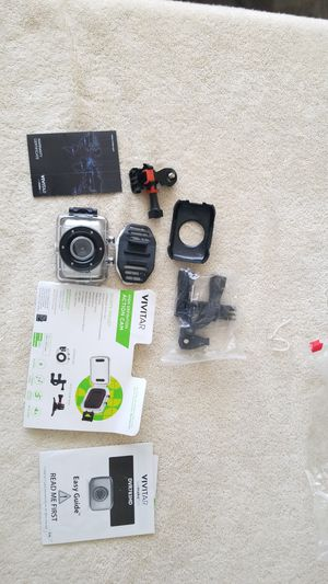 Vivitar high definition underwater camera for Sale in Clearwater, FL