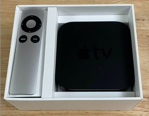 Apple TV gen 3 unlocked perfect condition $45 obo for Sale in Mesa, AZ