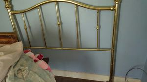 Gold Headboard. 30 for Sale in Walker, LA