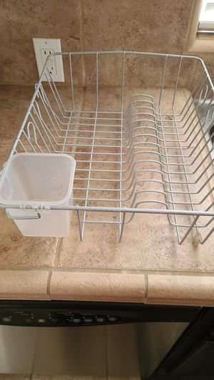 Free Dish Rack for Sale in Visalia, CA